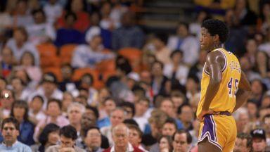 Железният девственик, който не докосна жена 16 години, за да е звезда в NBA