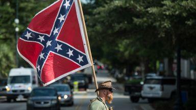 Пентагонът забрани знамето на Конфедерацията да се вее в американските военни бази