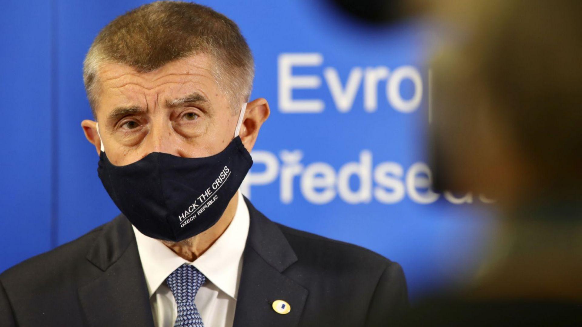 ЕС не е близо до сделка по плана за икономическо възстановяване от кризата