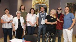 В Народния театър започнаха репетиции на нова българска пиеса