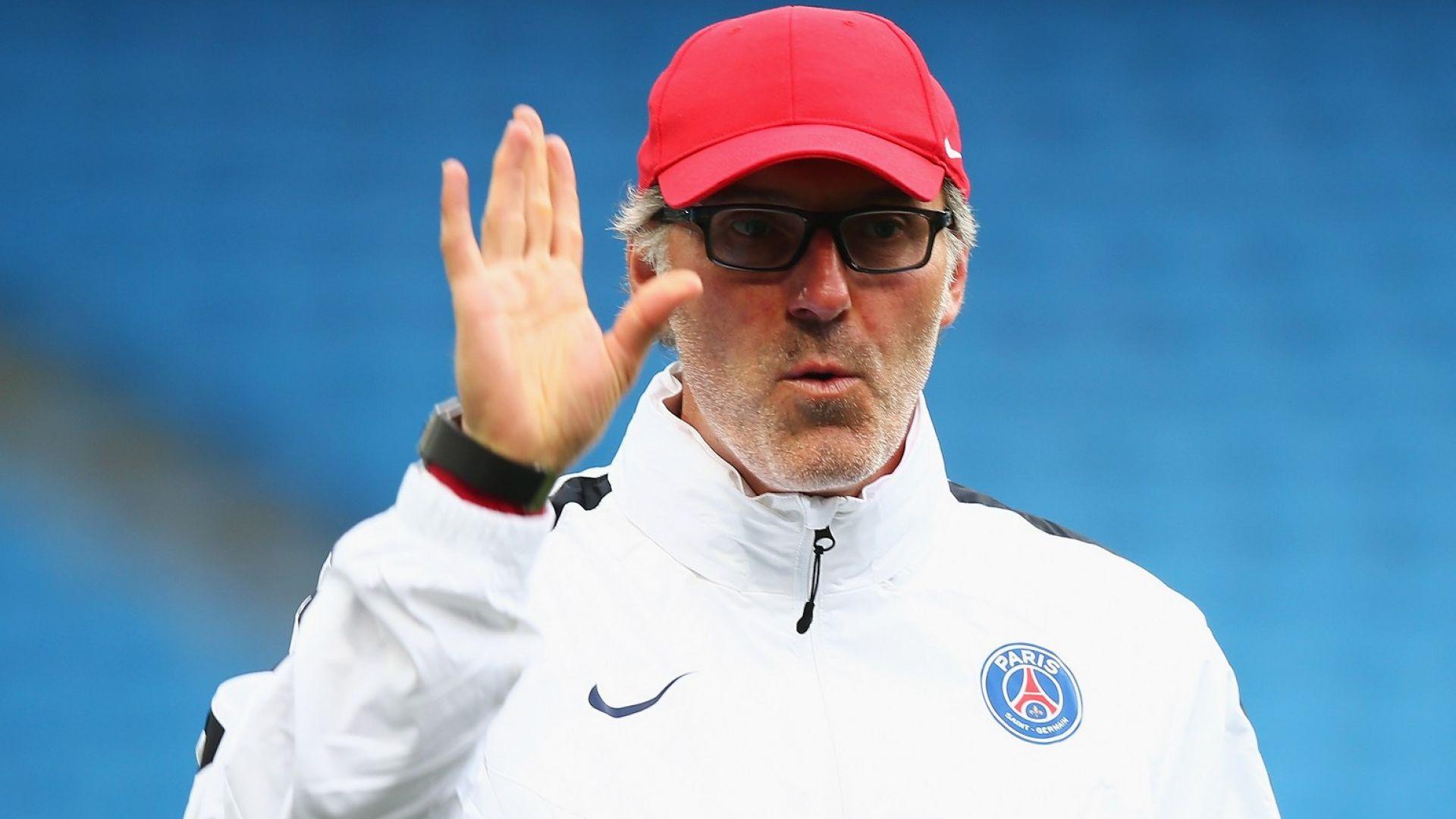 Барселона обмисля да назначи Лоран Блан за треньор
