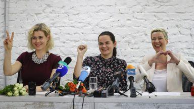 Единственият противник на Лукашенко се обедини за изборите с изхвърлените кандидати