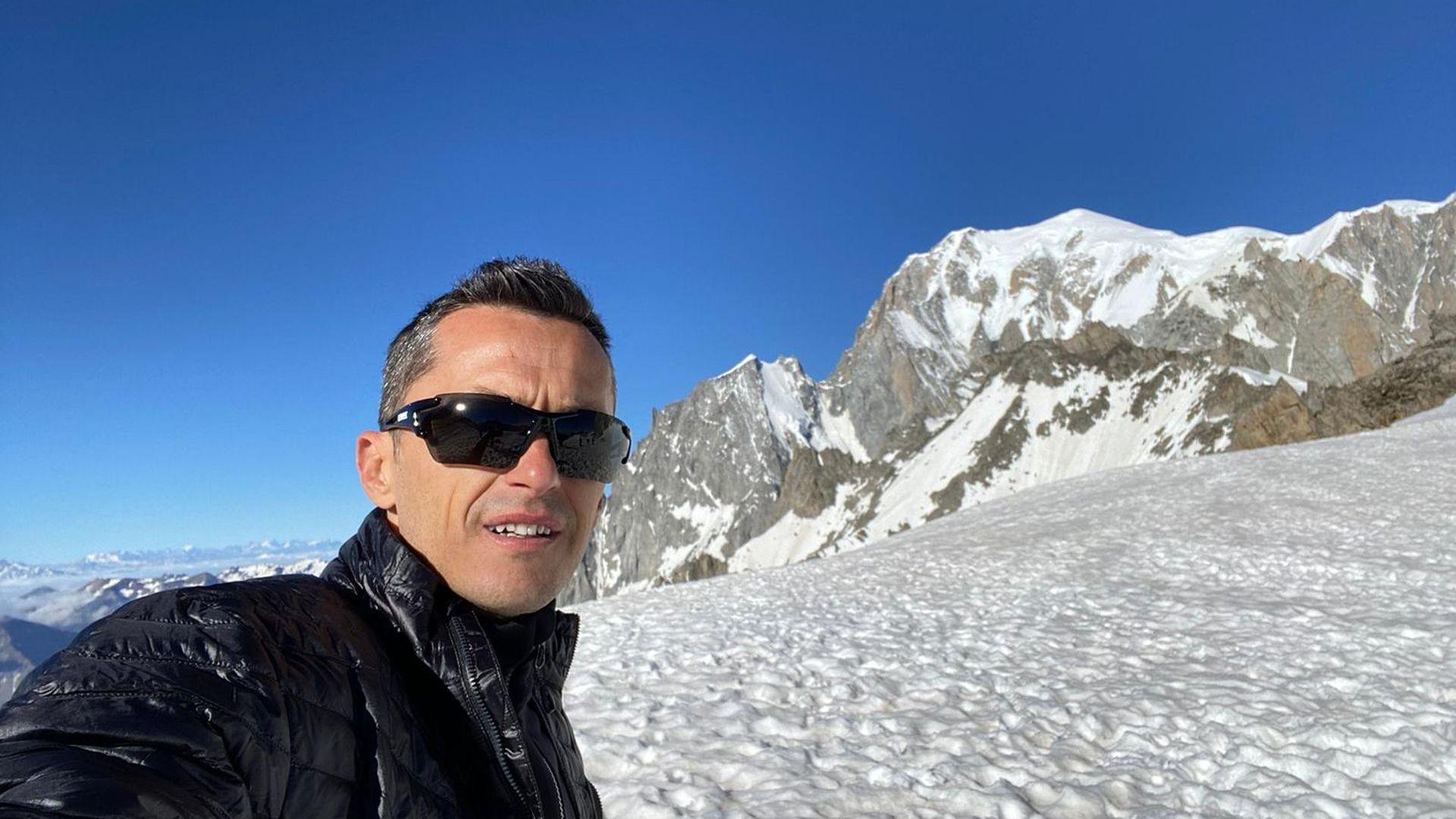 Христо Янев и шампион в ските атакуват днес Монблан
