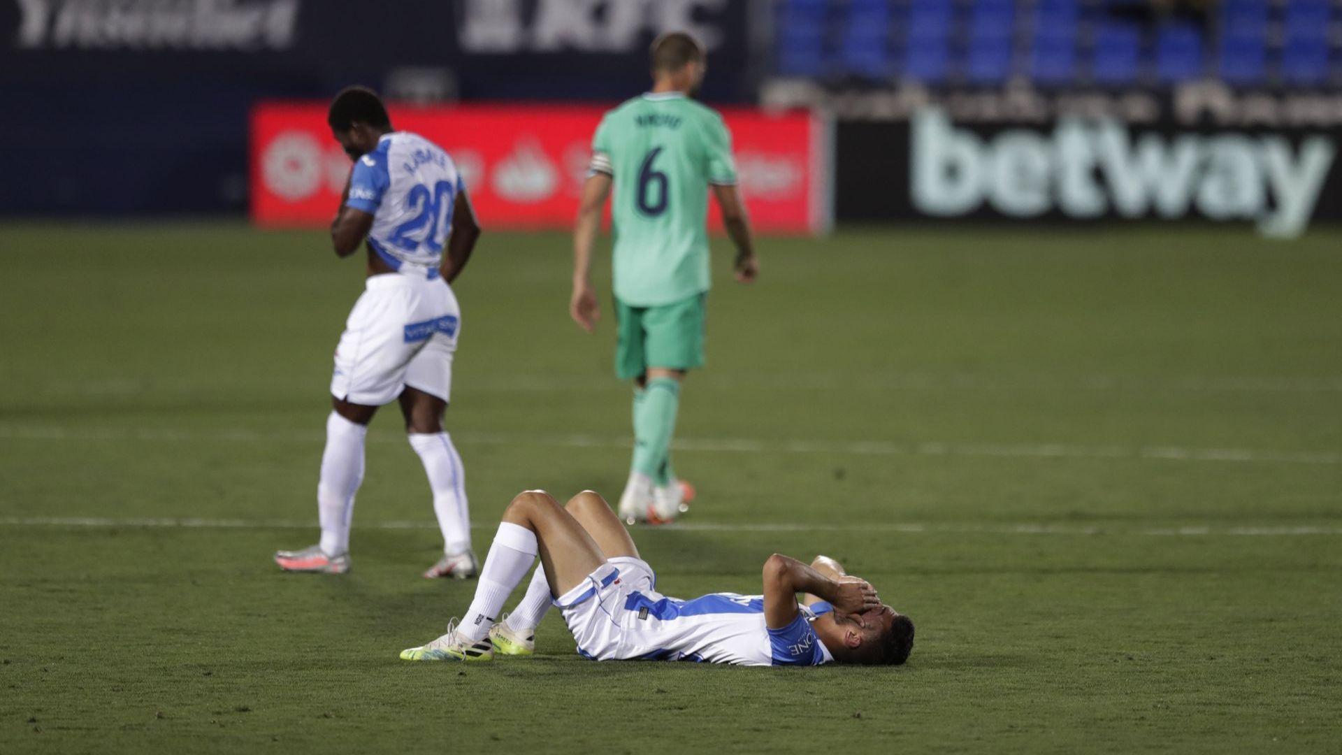 """Смели """"краставичари"""" взеха точка от шампиона Реал, но потънаха в сълзи"""