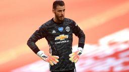 Мениджърът на Юнайтед намекна за продажба на Де Хея