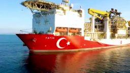 Газовото находище, открито от Турция в Черно море, е на стойност 80 милиарда долара