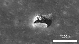 НАСА ще плати $1 на фирма за доставка на лунен материал