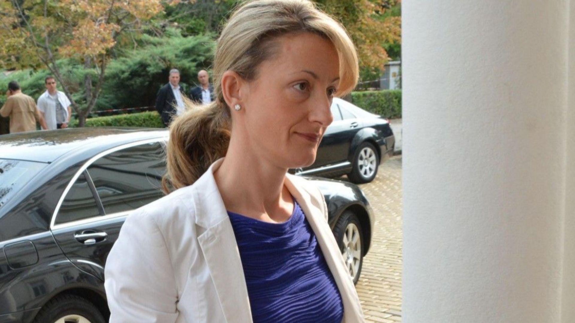 Зинаида Златанова: Борисов няма история на успехи в преговорите с Брюксел