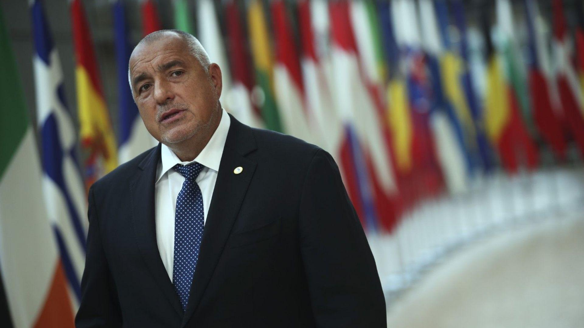 Борисов: Полагам огромни усилия да сближа позициите на Севера, Юга и ЦИЕ