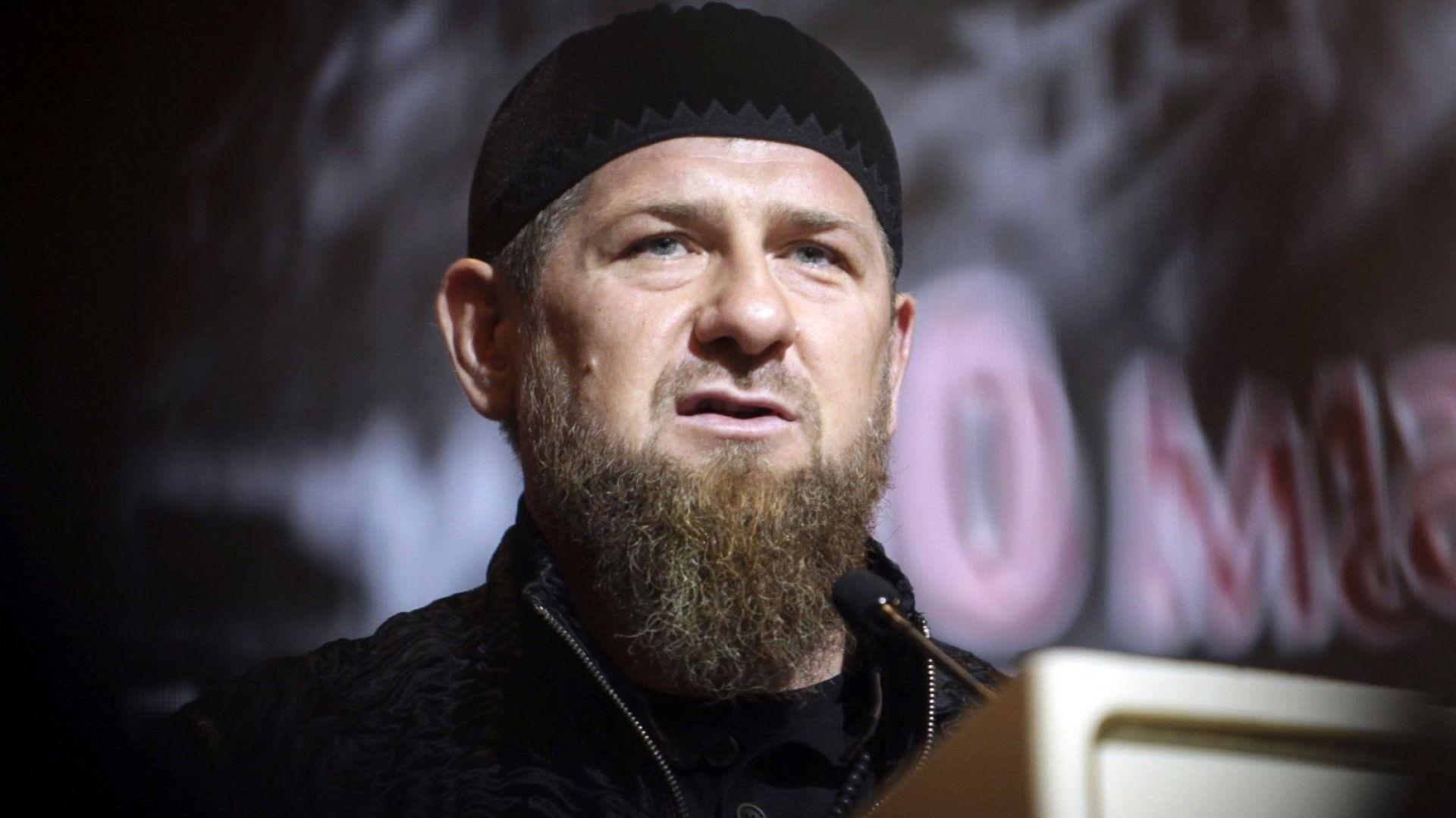 САЩ въвеждат санкции  срещу чеченския лидер  Рамзан Кадиров