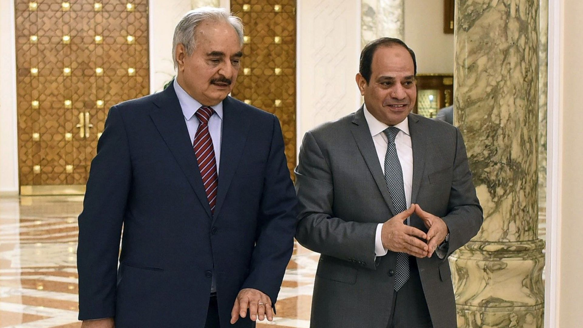 Египет готов да изпрати войски в Либия