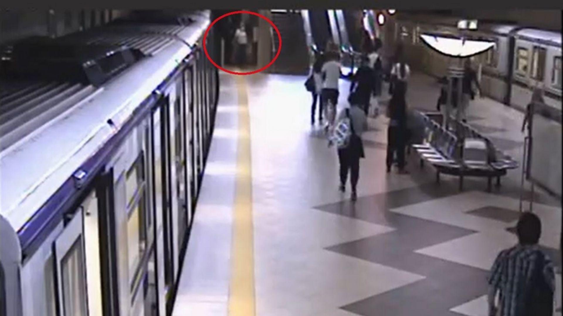 Прокуратурата нареди на МВР и Фандъкова: Спешна проверка на сигурността в метрото