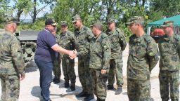 Четири варианта за доставка на нови бойни машини за сухопътните войски