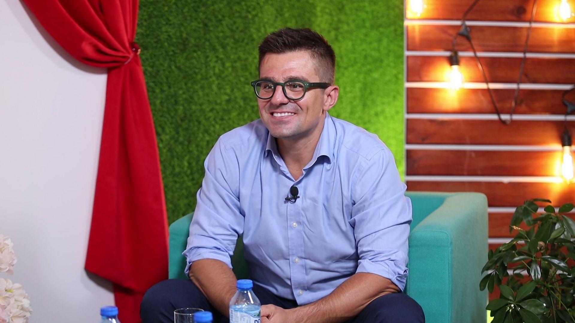 Андрей Арнаудов: Патриотизъм е да опитаме да направим държавата си по-приятна за самите нас