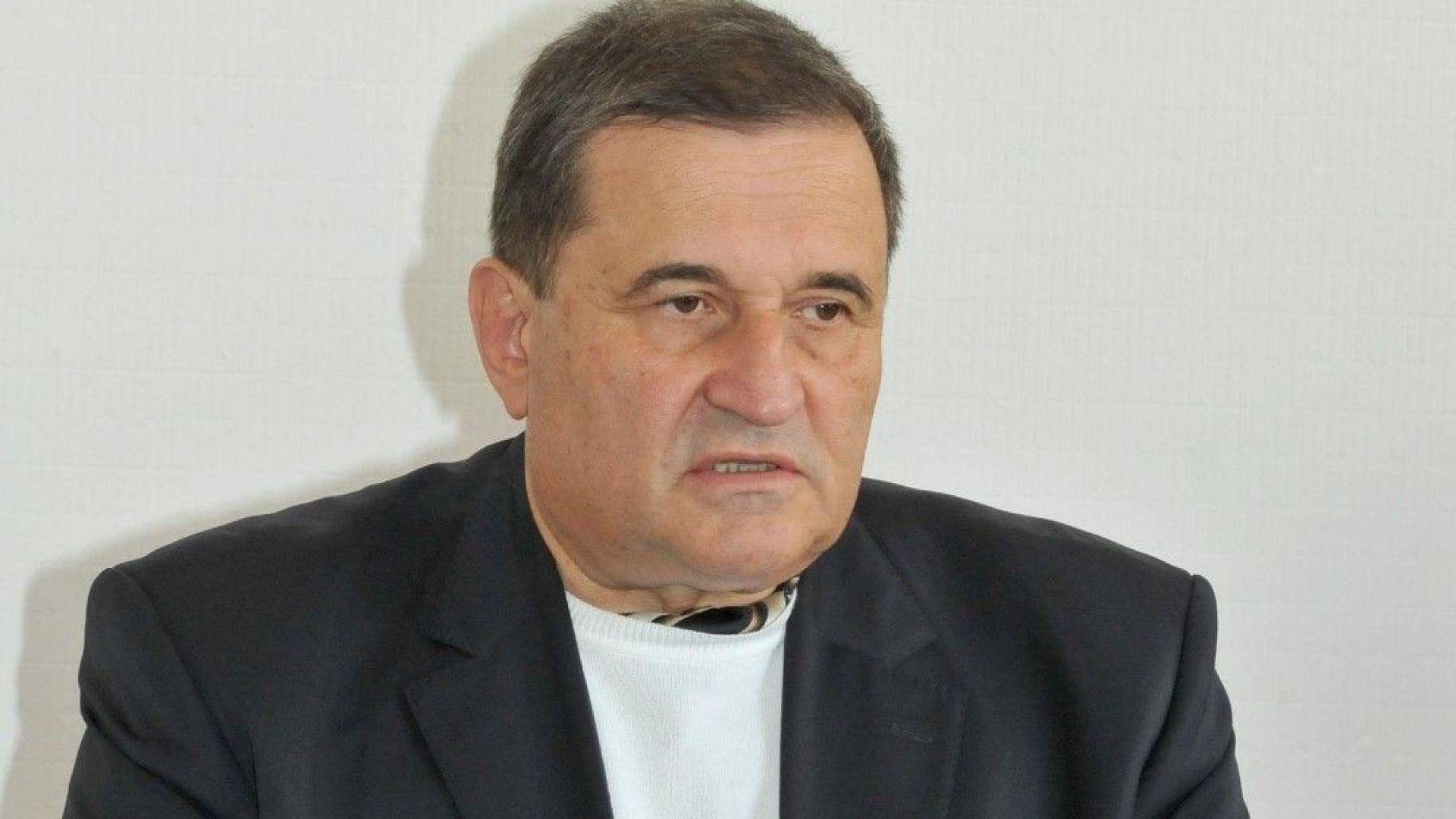 Проф. Атанас Тасев: Със студения резерв всяка една държава си гарантира енергийна стабилност