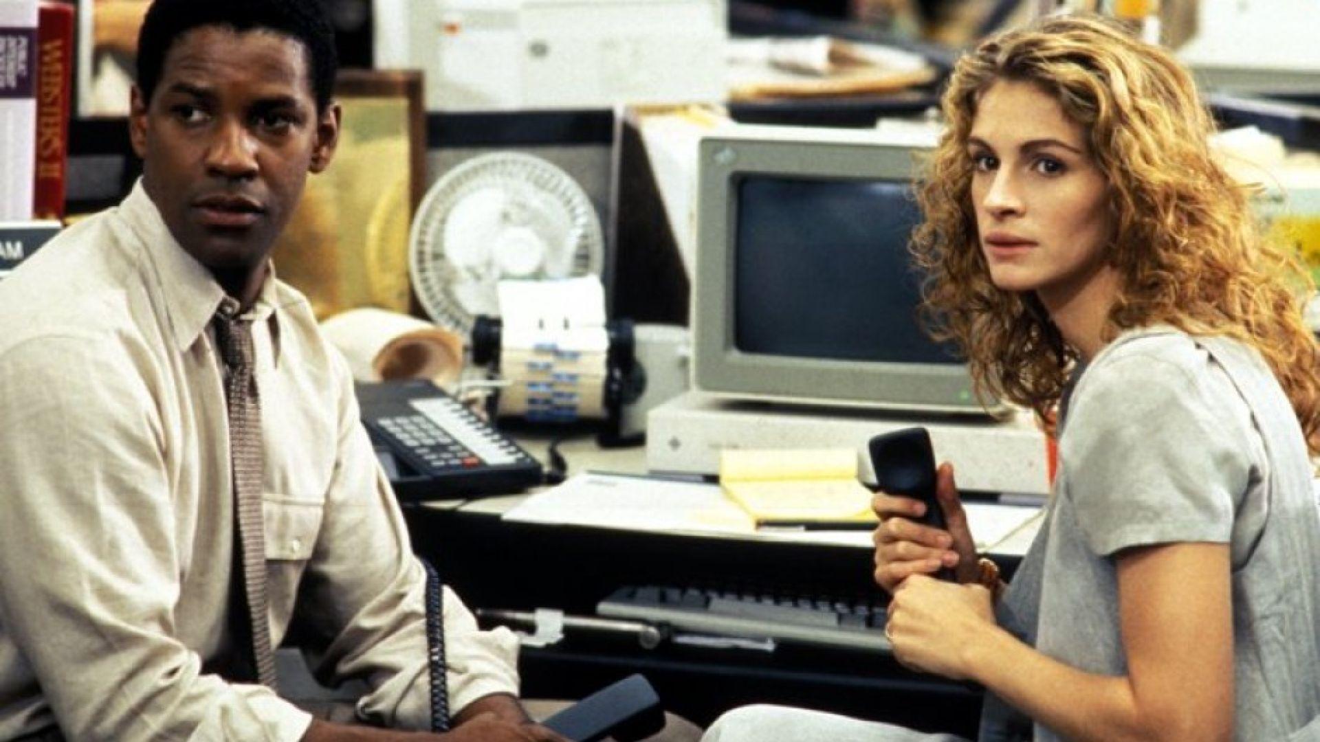 27 години по-късно: Дензъл Уошингтън и Джулия Робъртс отново заедно във филм