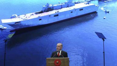"""Държавният департамент на САЩ предупреди Турция за сеизмологичните проучвания в """"спорни води"""""""