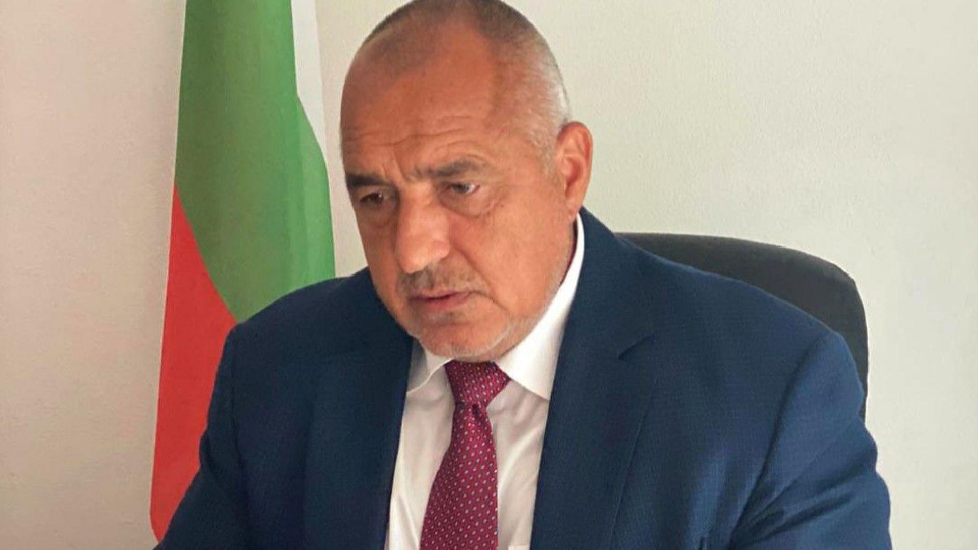 """Борисов: Участваме с 20 млн. евро в инициативата """"Три морета"""" (видео)"""