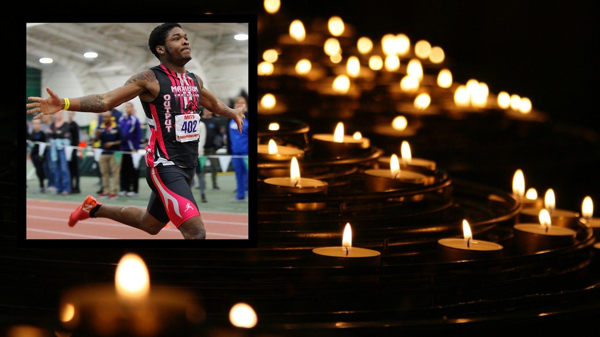 Застреляха една от големите надежди на американската атлетика