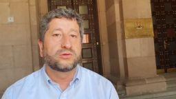 Христо Иванов извикан на разпит в СДВР