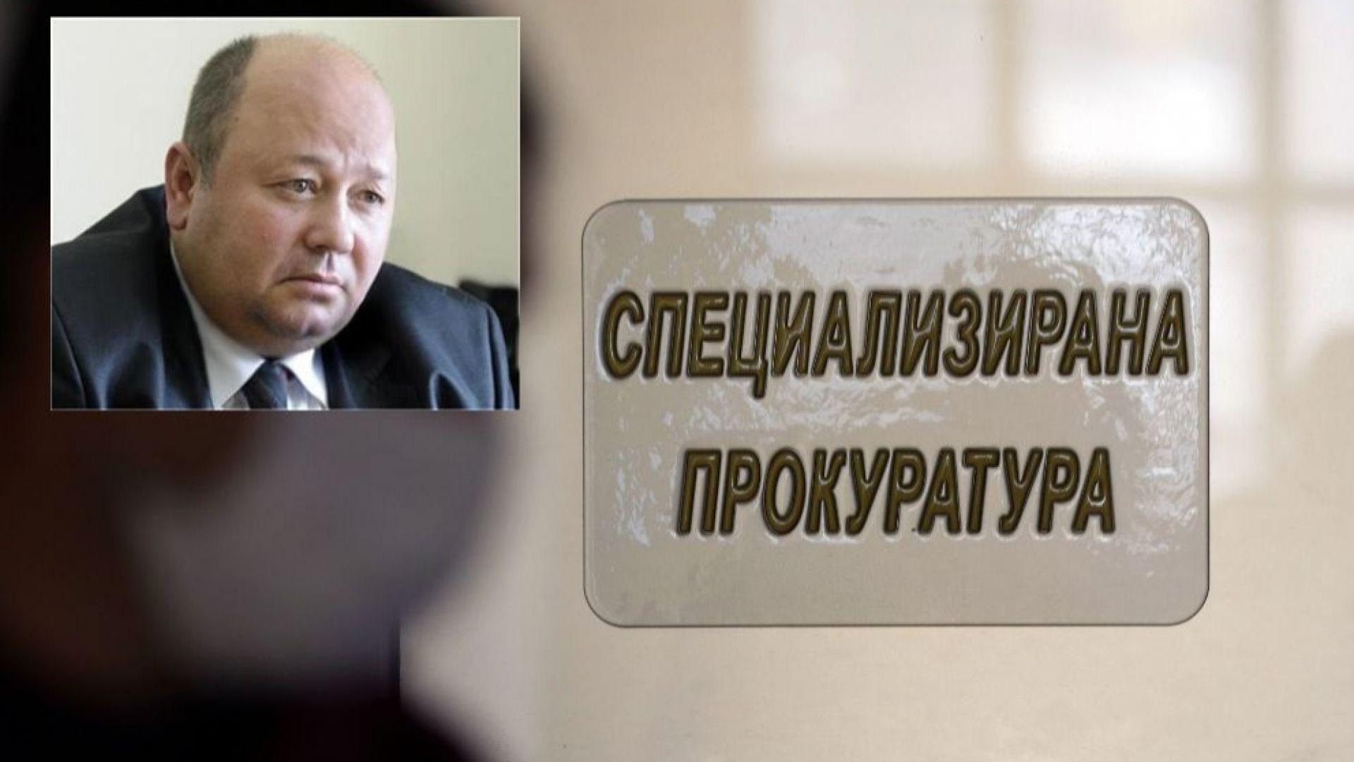Временният шеф на Спецпрокуратурата подаде оставка, оглави я негова заместничка