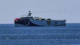 """Турция удължи престоя на """"Оруч Реис"""" в Средиземно море"""