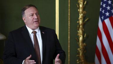Дипломатически удар по Китай от държавния секретар на САЩ и шефа на разузнаването