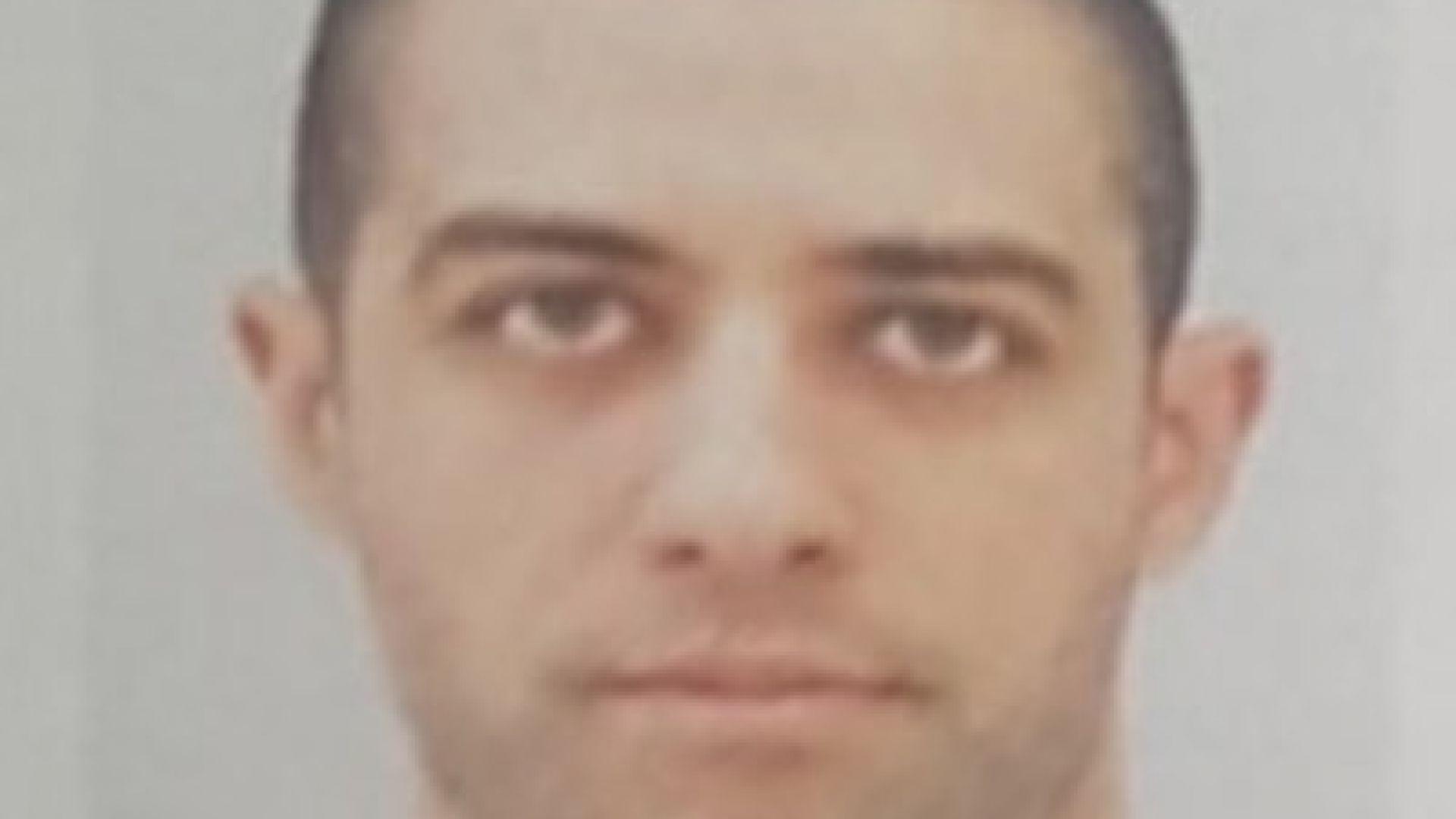 Свидетел с патерици избяга от полицията в Благоевград
