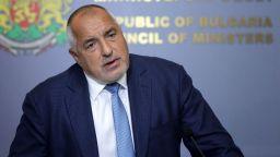 Борисов поиска Велико народно събрание за промени в Конституцията (видео)