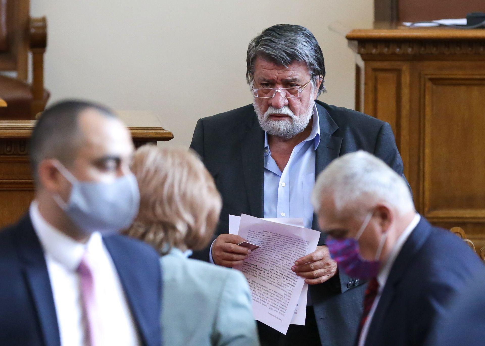 """Приеха предложението на Вежди Рашидов минимум от 10% от остатъка от постъпленията на Българския спортен тотализатор да бъде заделян за Национален фонд """"Култура"""""""