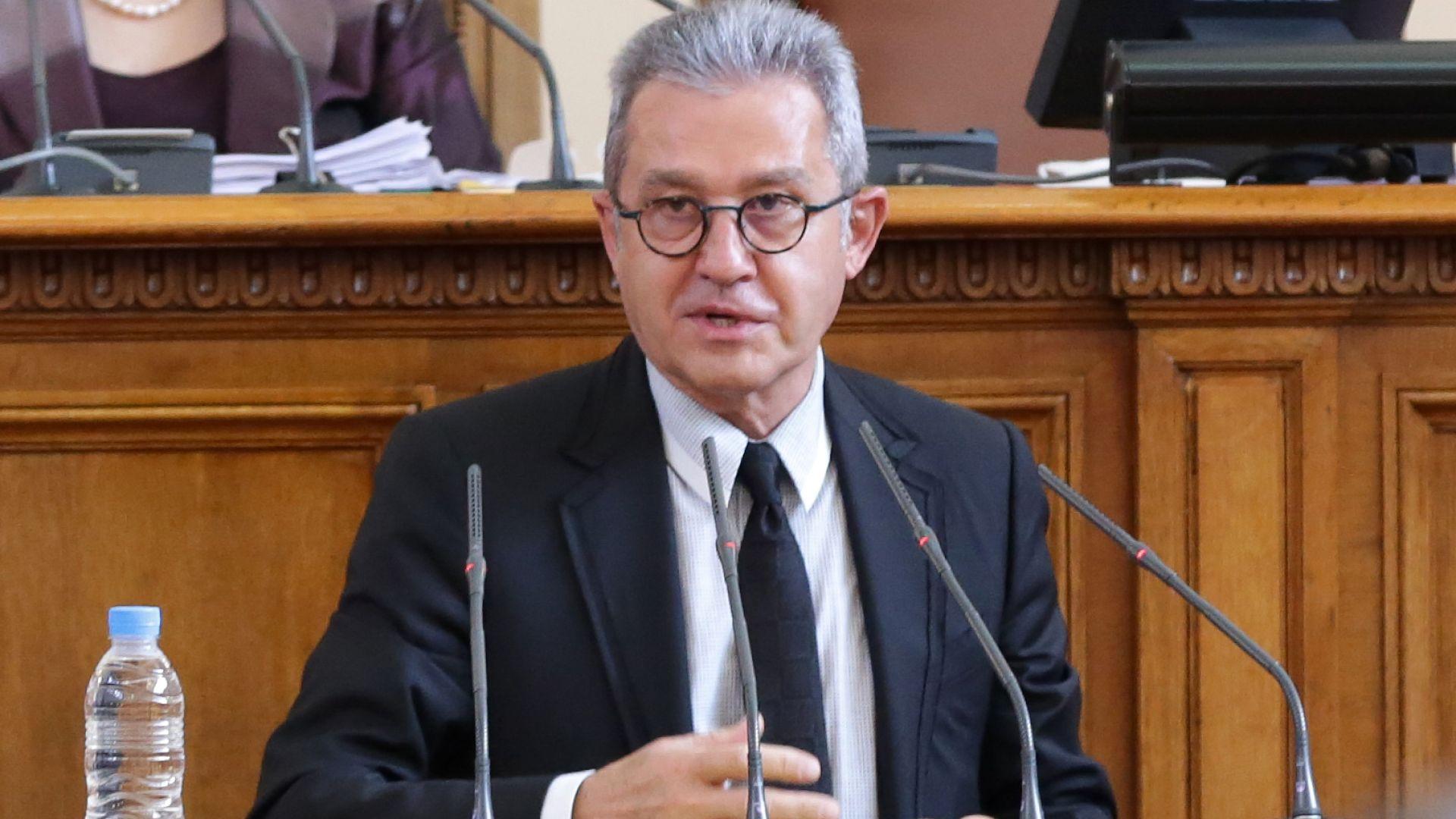 Йордан Цонев: ДПС ще даде своя принос Румен Радев да не спечели втори мандат