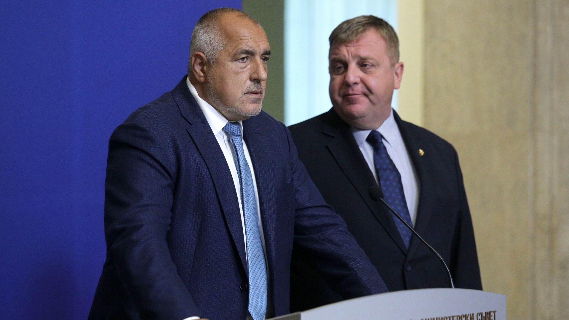 Бойко Борисов: След мандата отивам да си ръководя партията