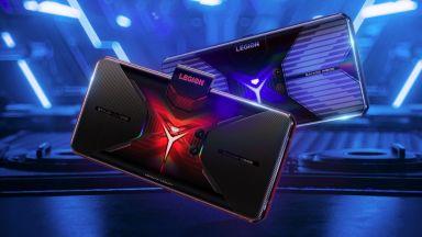 Lenovo представи интересен геймърски смартфон