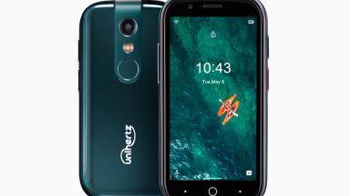 Най-малкият 4G смартфон в света набира финансиране в Kickstarter
