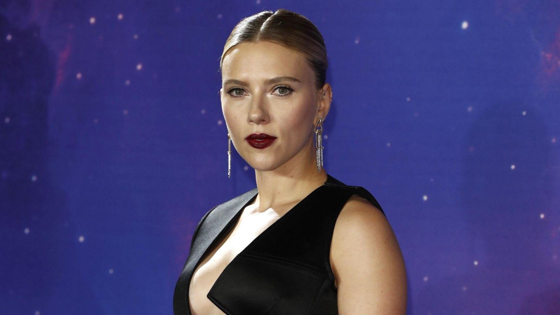 Скарлет Йохансон за все по-силния натиск да си слаб в Холивуд