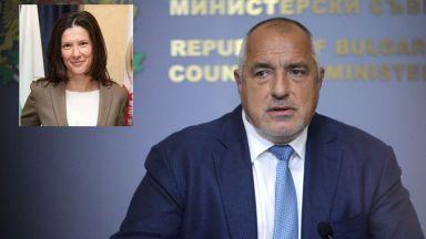 Шефката на кабинета на Борисов с положителен тест за коронавирус, той е под карантина