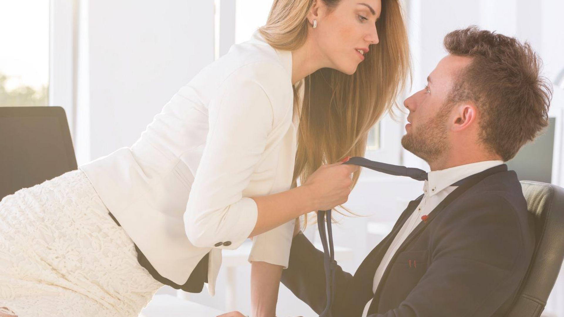 Какво означава когато сънуваме, че правим секс с колега