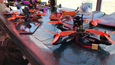 Международната надпревара с дронове MultiGP Varna 2020 ще се проведе през уикенда