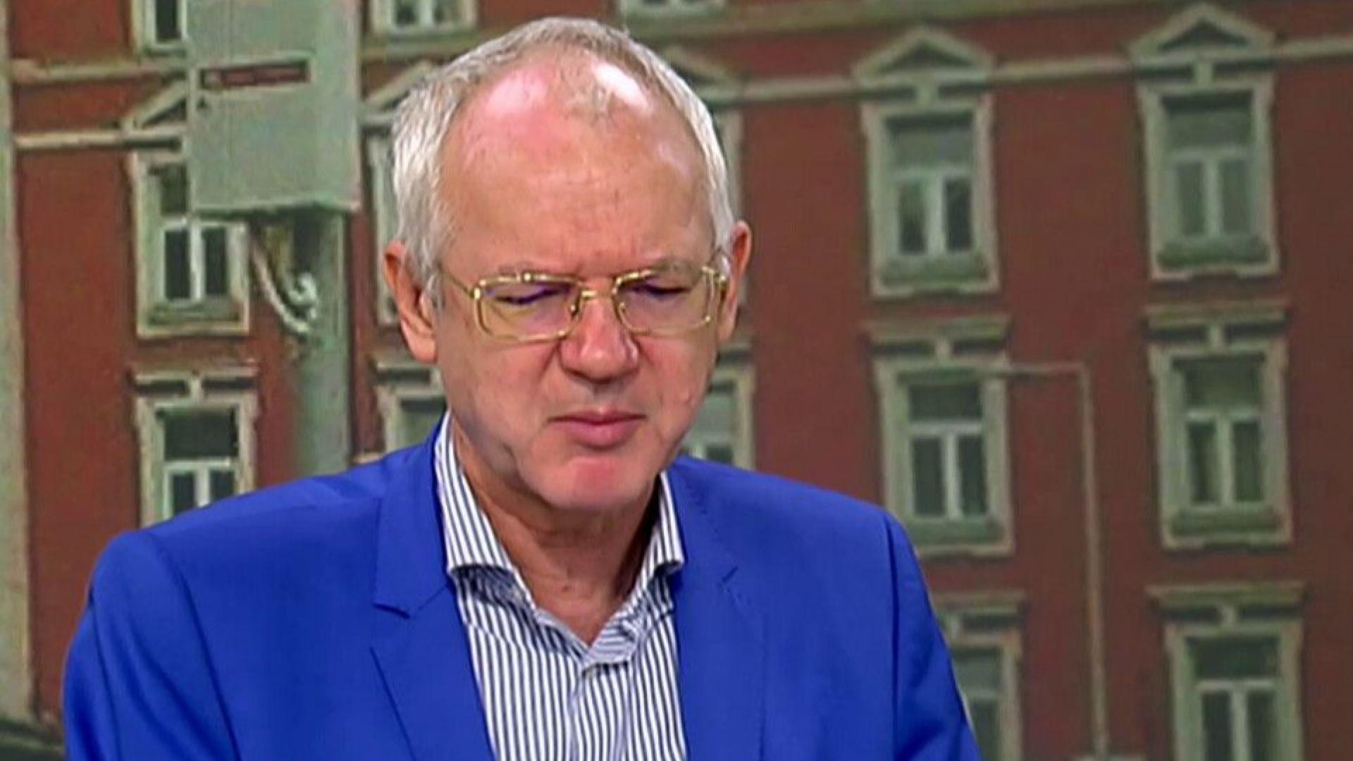 """Васил Велев: Трябва да има уволнения и разследване за кражбата от """"Топлофикация"""""""