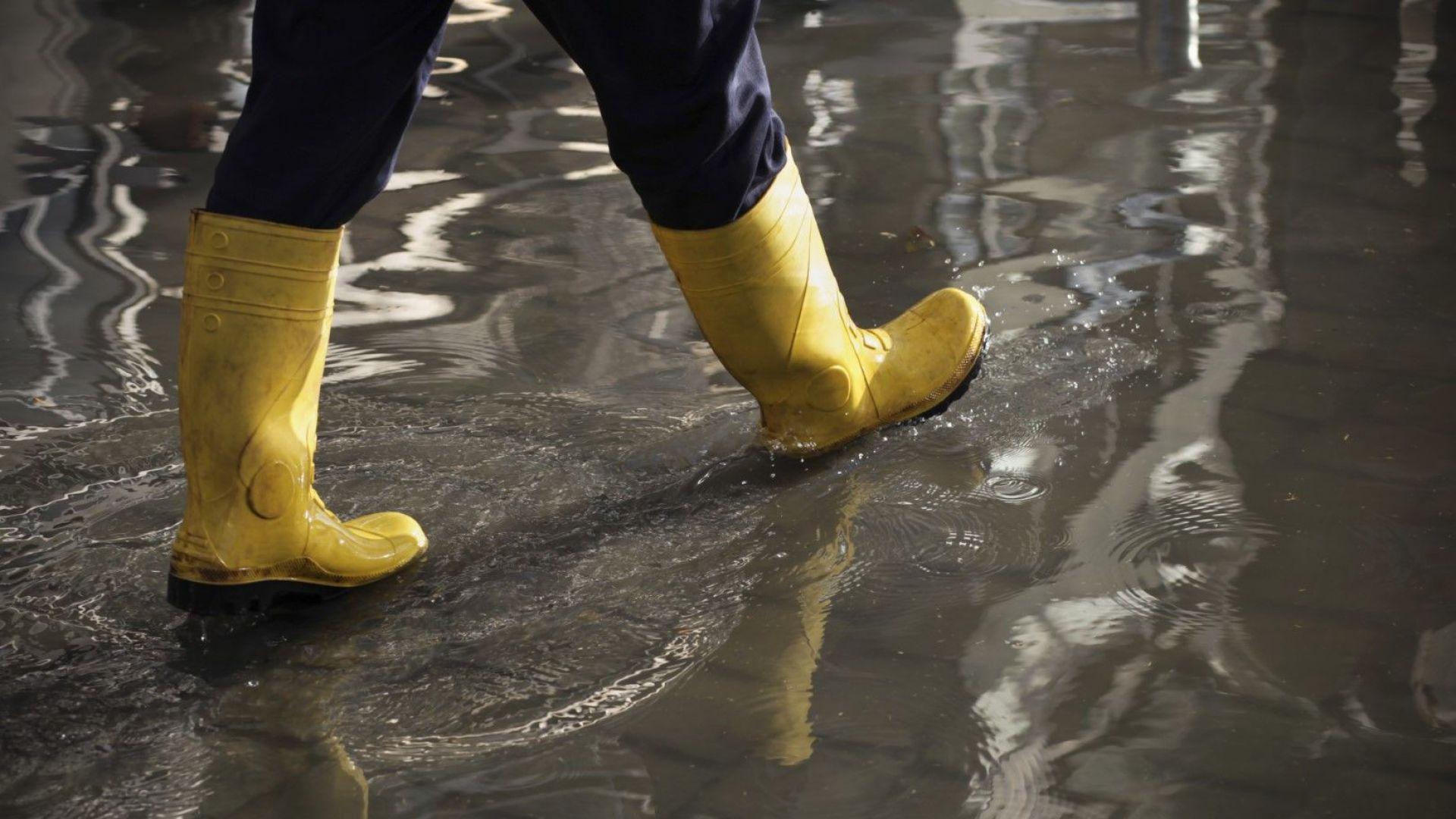 Наводнения в Загреб  предизвикаха  хаос