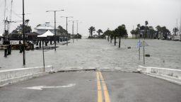 Извънредно положение в Тексас заради урагана Хана (снимки, видео)