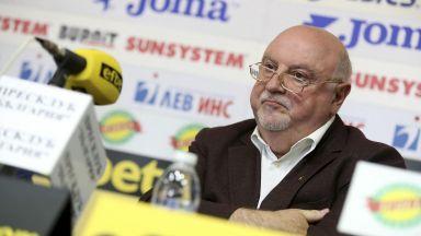 """Баждеков коментира ситуацията в """"Левски"""" и """"грешката Джо Диксън"""""""