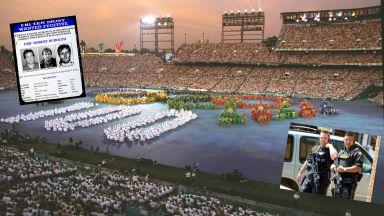 Олимпиадата е оплискана с кръв, но трябва да продължи!