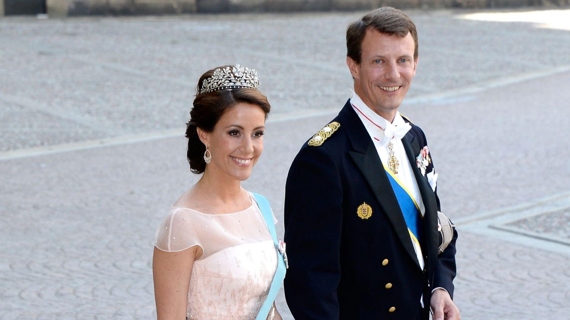 Датски принц претърпял спешна мозъчна операция в Южна Франция