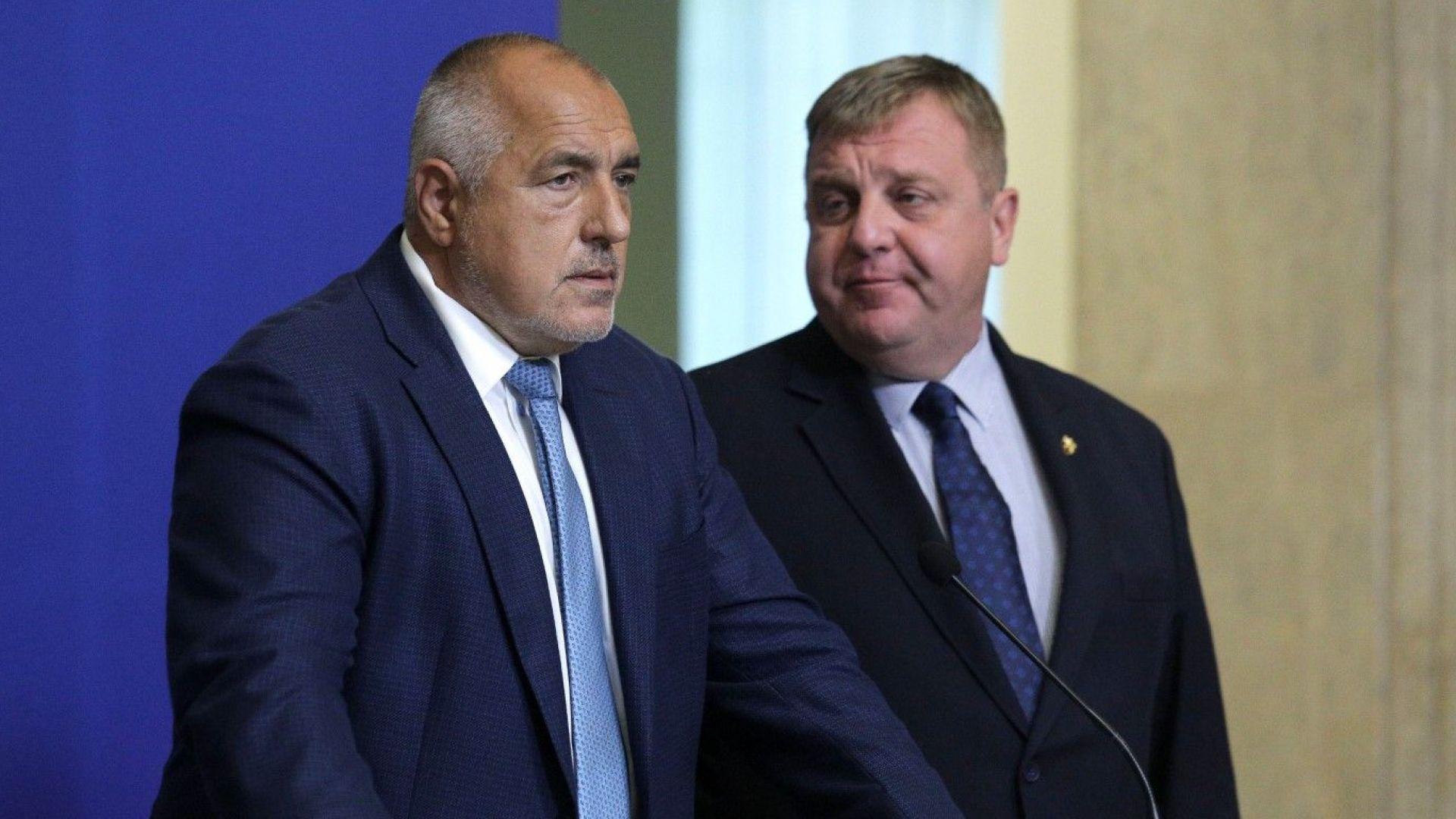 Борисов предупреди, че се задават изключително тежки месеци