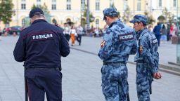 Осуетиха терористична атака в Москва