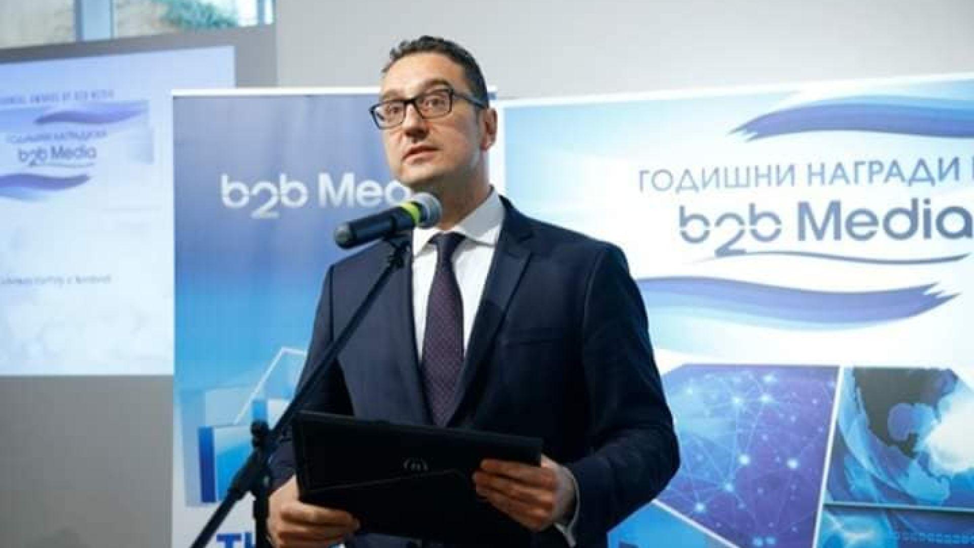 Шефът на Българската агенция за инвестиции става зам.-министър