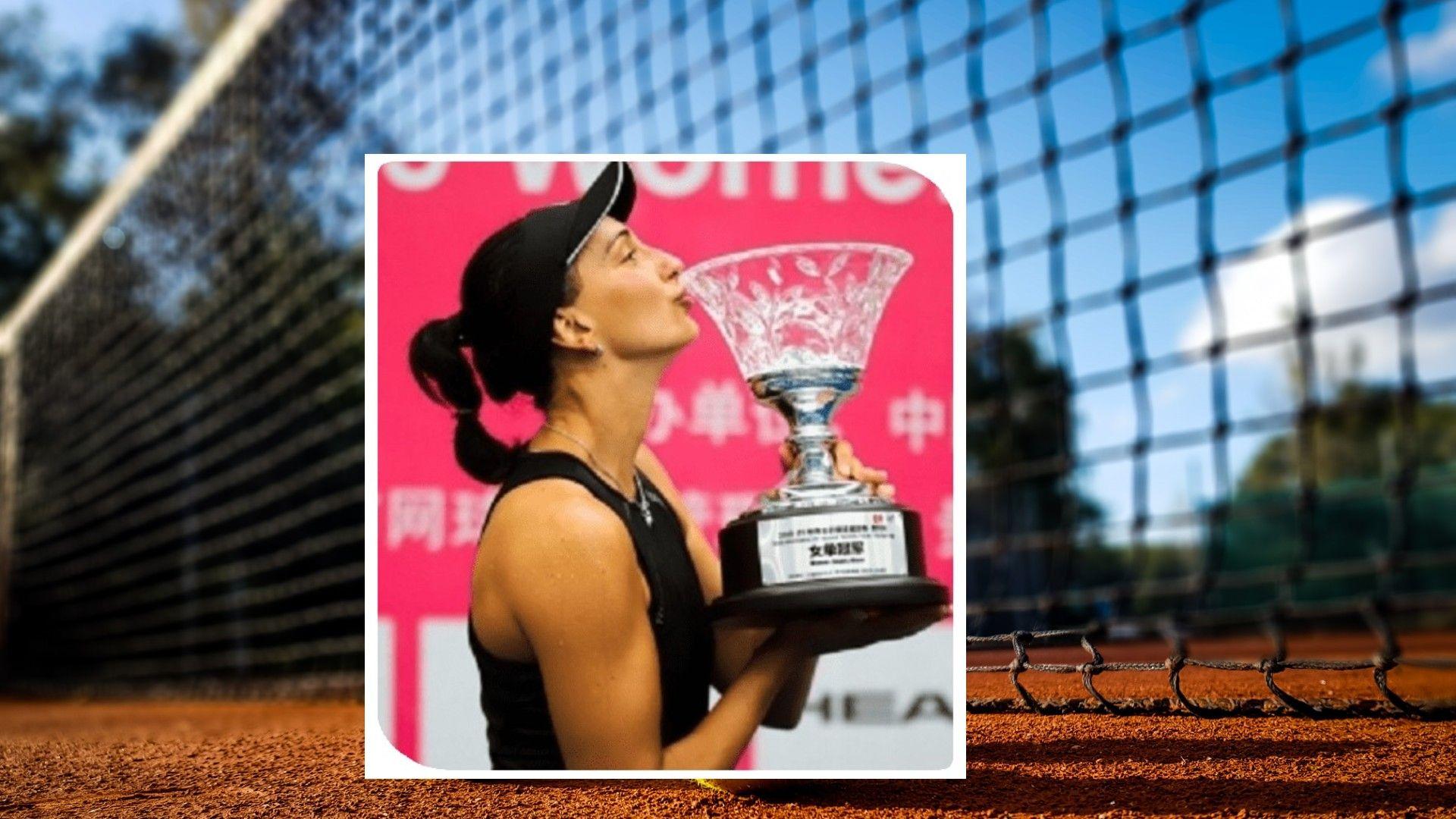 Антикорупционна комисия спря правата на българска тенисистка
