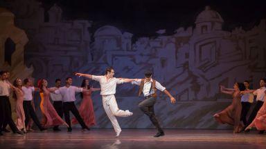 Композиторът Микис Теодоракис благодари лично на Софийската опера, посветила спектакъл на 95-ата му годишнина