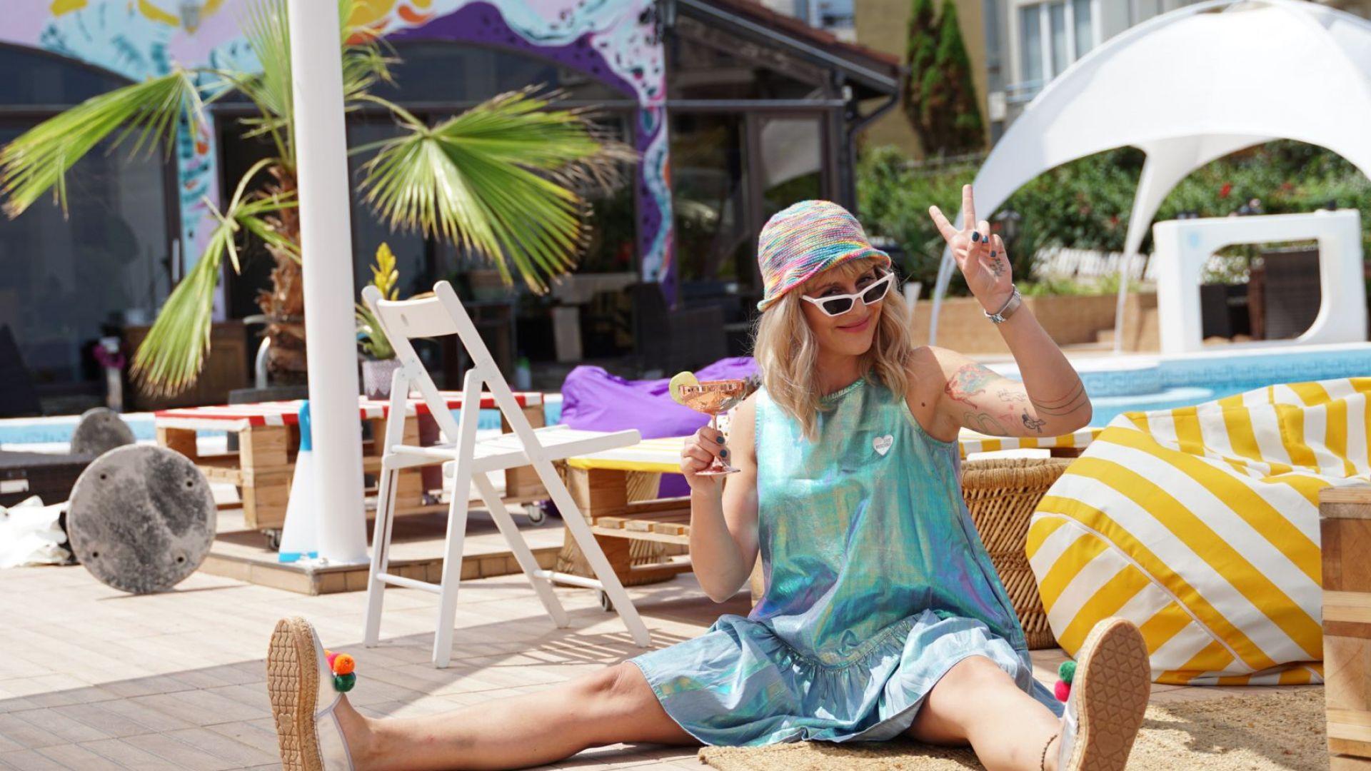 Лудото модно лято на Божана Кацарова